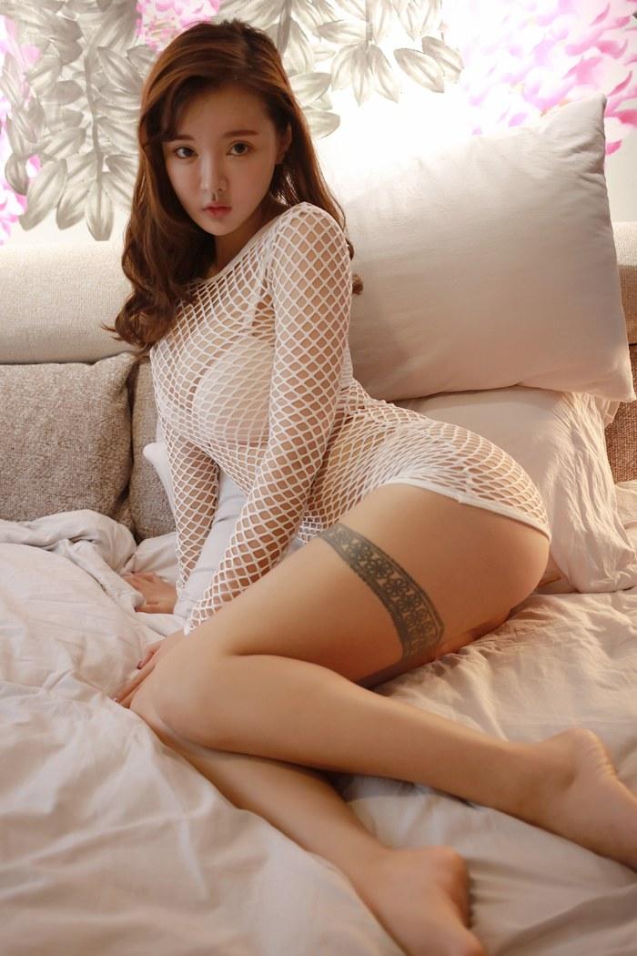 超大胆美女人体艺术孙梦瑶制服装开演激情诱惑 内衣mm-第2张