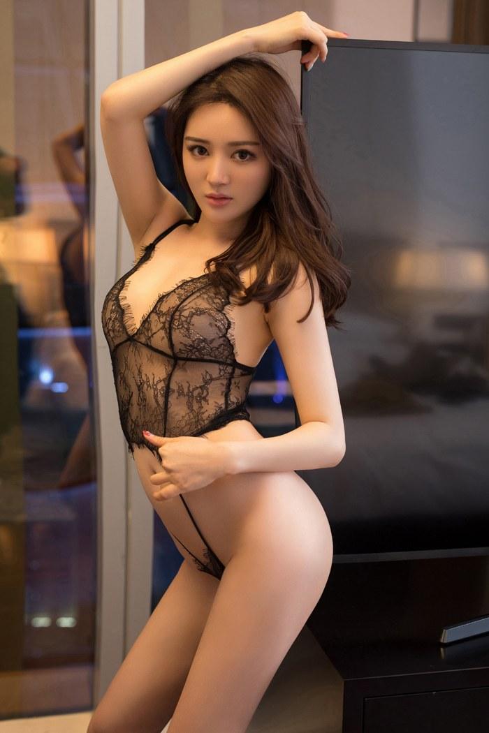 尤物伊黎前凸后翘女仆装魅惑动人心 内衣mm-第2张