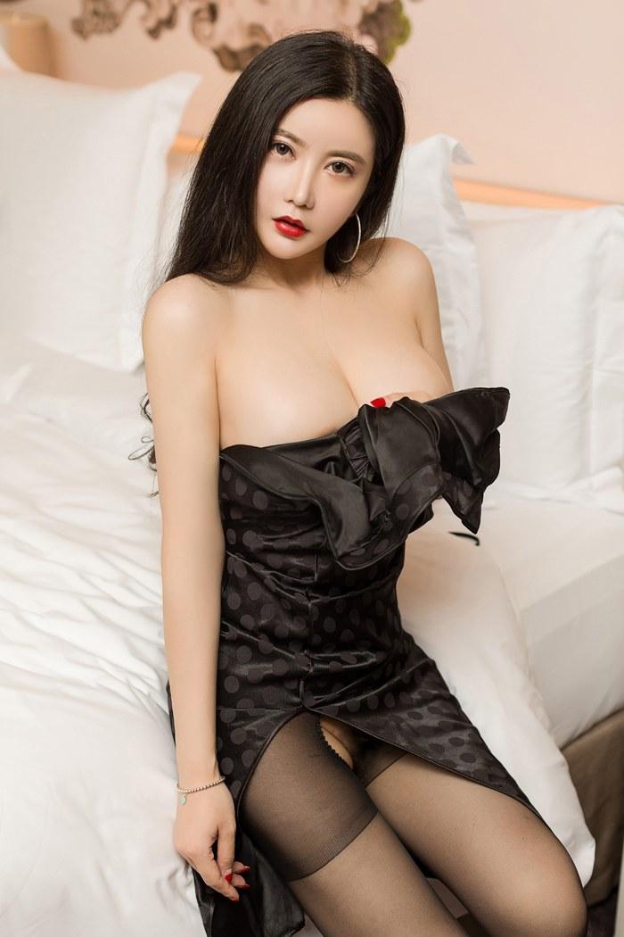 韩国男明星喜欢图片李雪婷泳衣丰胸翘臀好诱惑 内衣mm-第4张