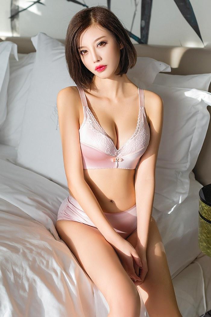 非主流清新女生图片身型丰满诱人十分够味 内衣mm-第1张