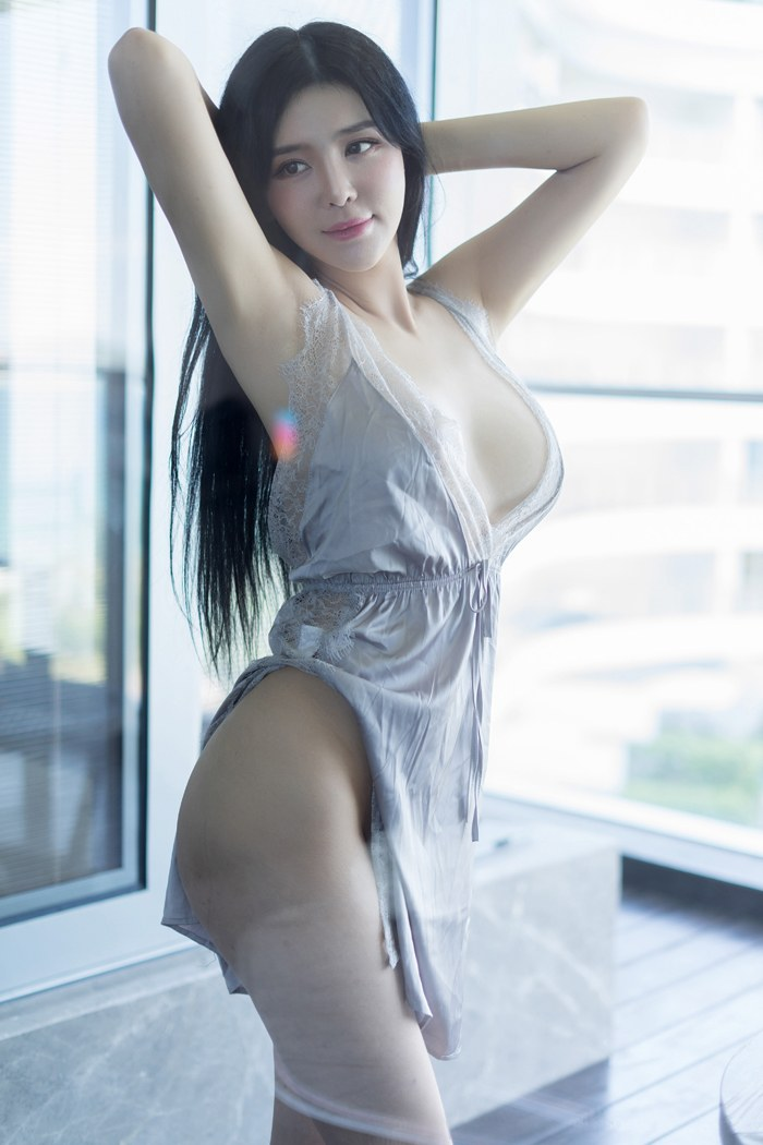风采美少妇尤妮丝情趣睡衣难挡丰胸肥臀 内衣mm-第3张