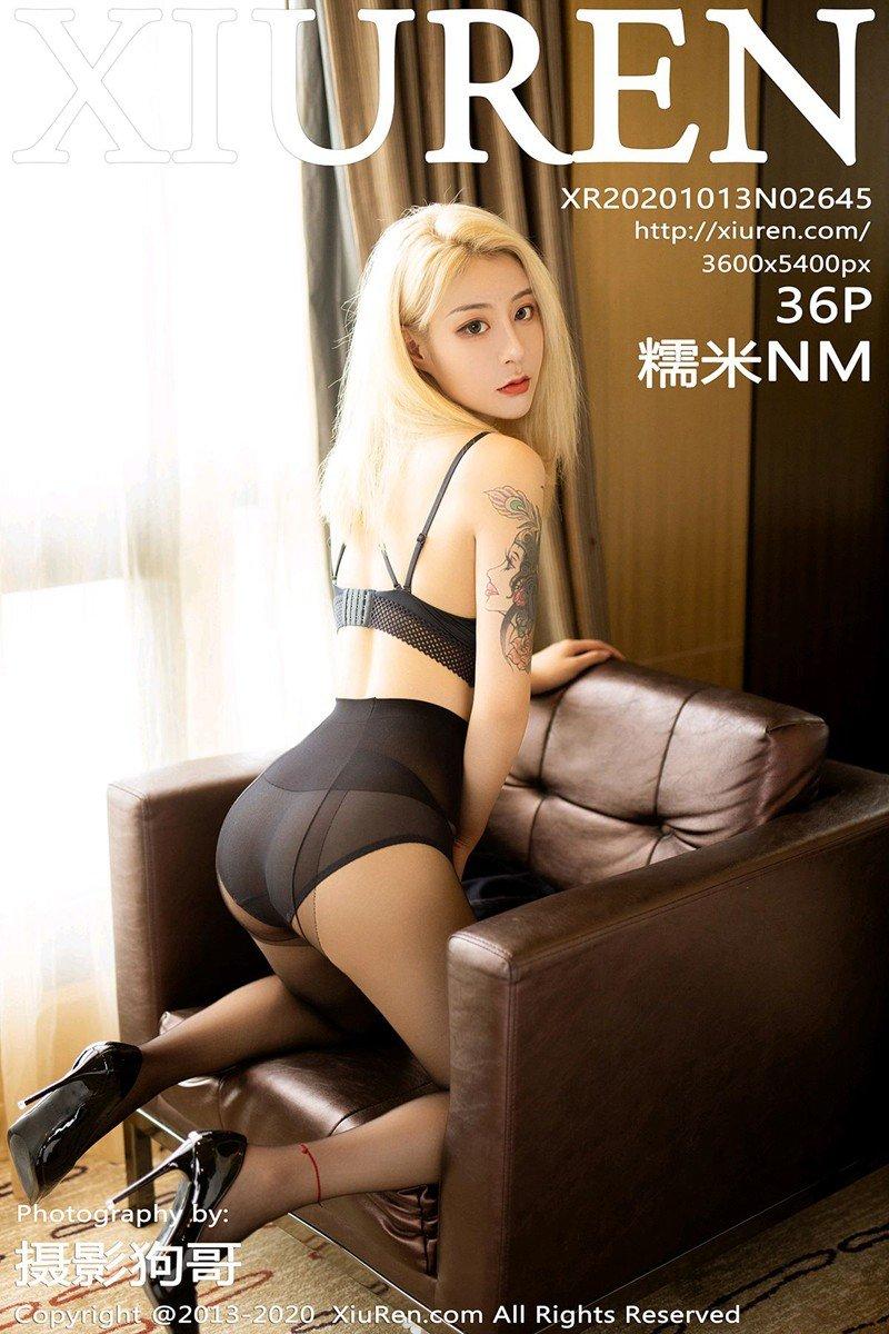 糯米NM(Vol. 2645) 性感mm-第1张