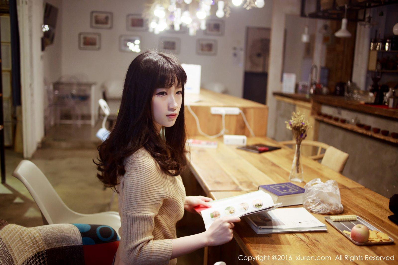 少女心雪雪(Vol. 0640) 性感mm-第1张