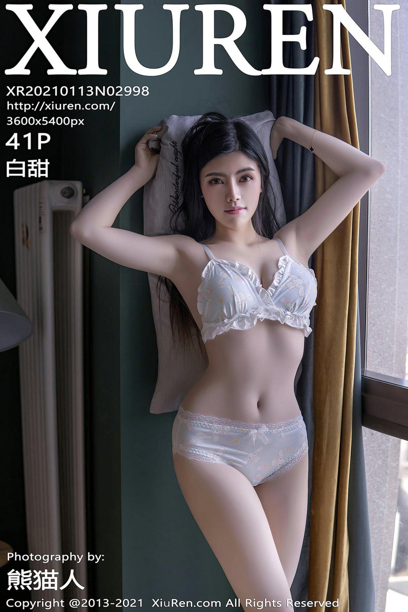 白甜(Vol. 2998) 性感mm-第1张