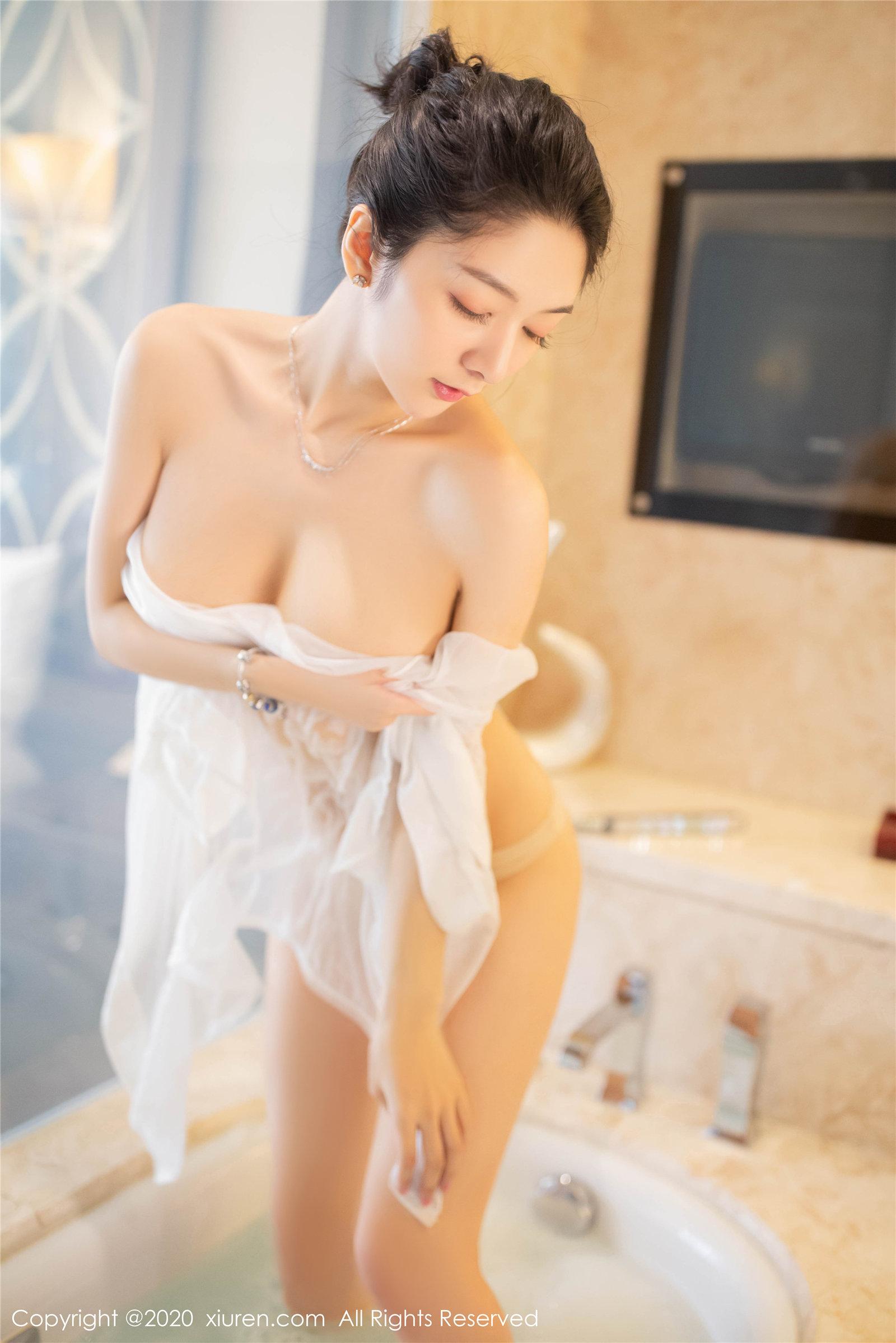 浴室主题 Angela小热巴(Vol. 2063) 性感mm-第1张
