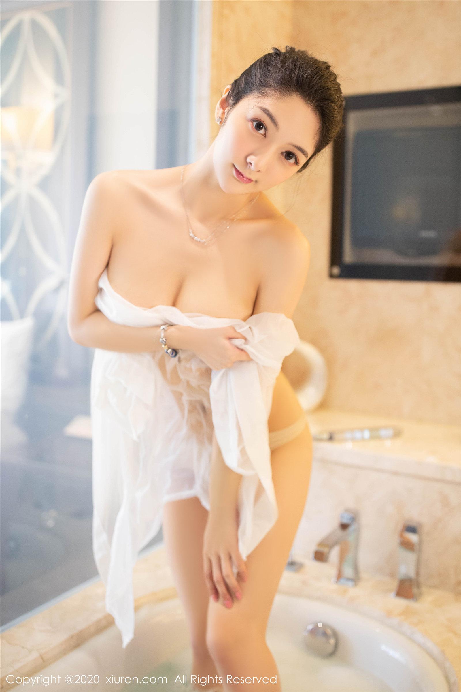 浴室主题 Angela小热巴(Vol. 2063) 性感mm-第2张