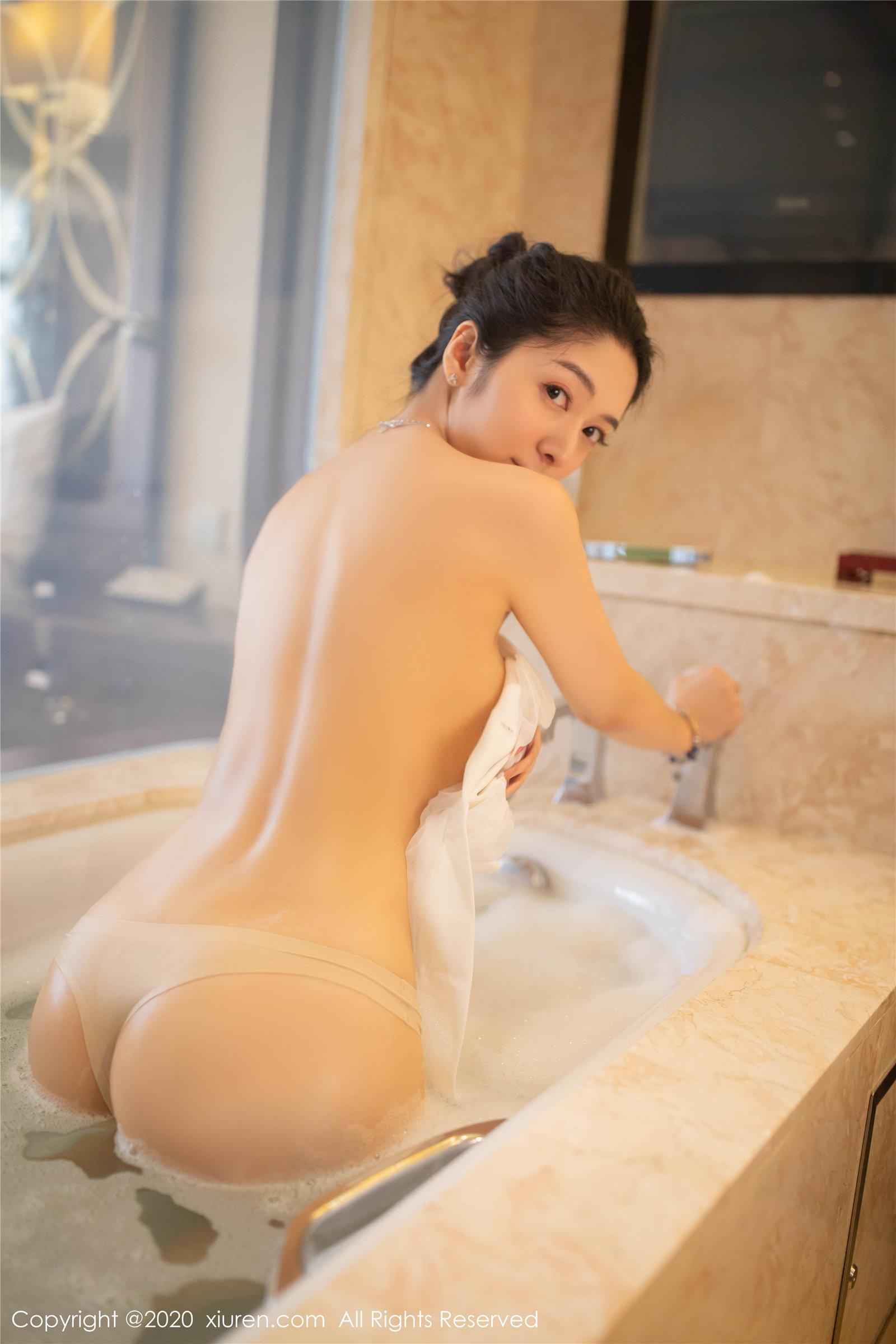 浴室主题 Angela小热巴(Vol. 2063) 性感mm-第4张