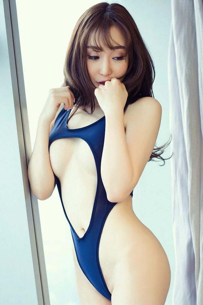 最大胆37人体艺照片尤妮丝丰胸翘臀诱惑心魂 内衣mm-第3张