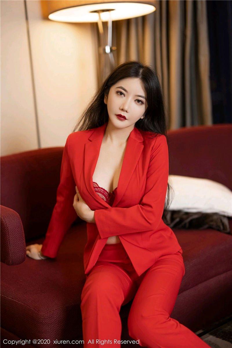 心妍小公主(Vol. 2828) 性感mm-第4张