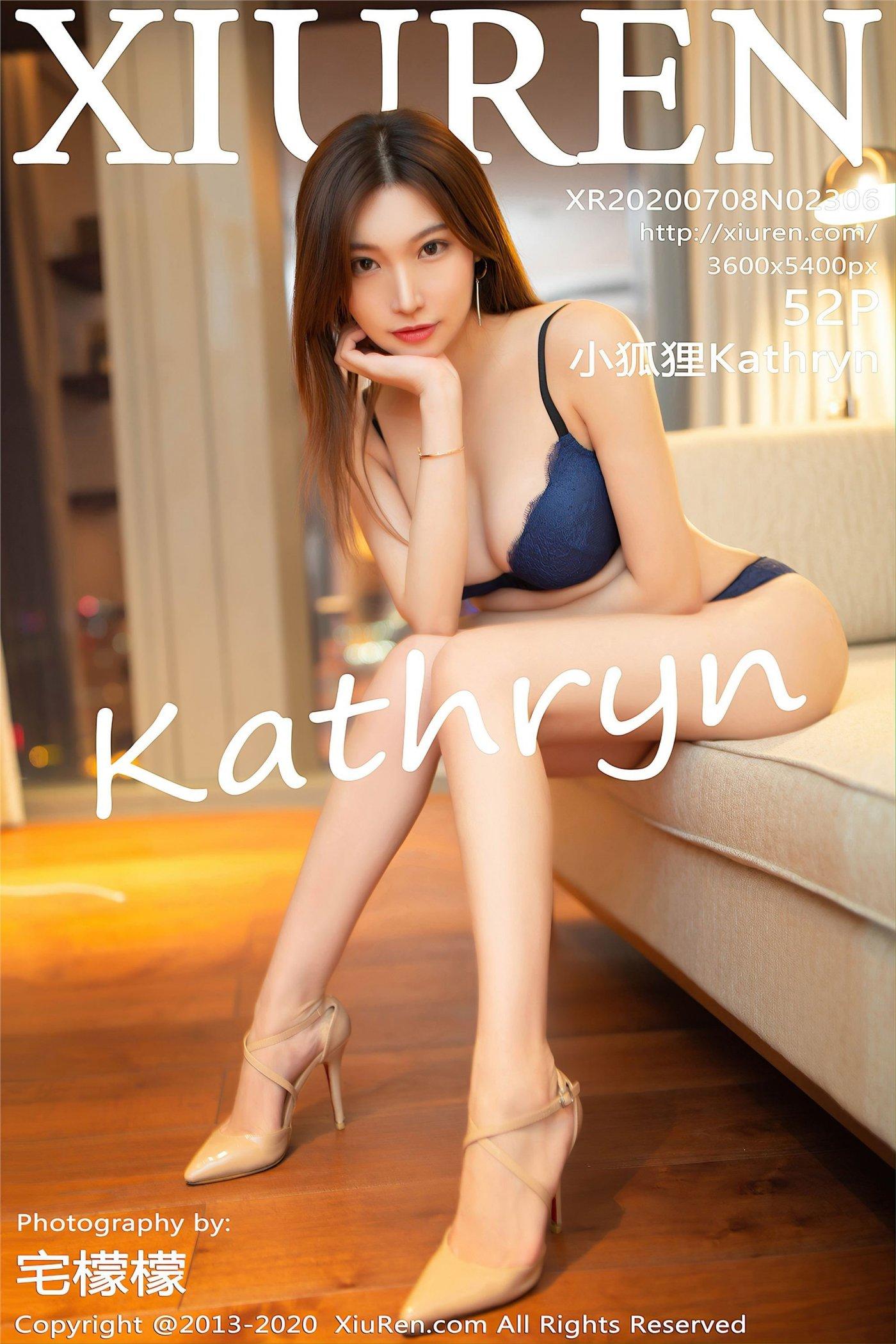 小狐狸kathryn(Vol. 2306) 性感mm-第1张
