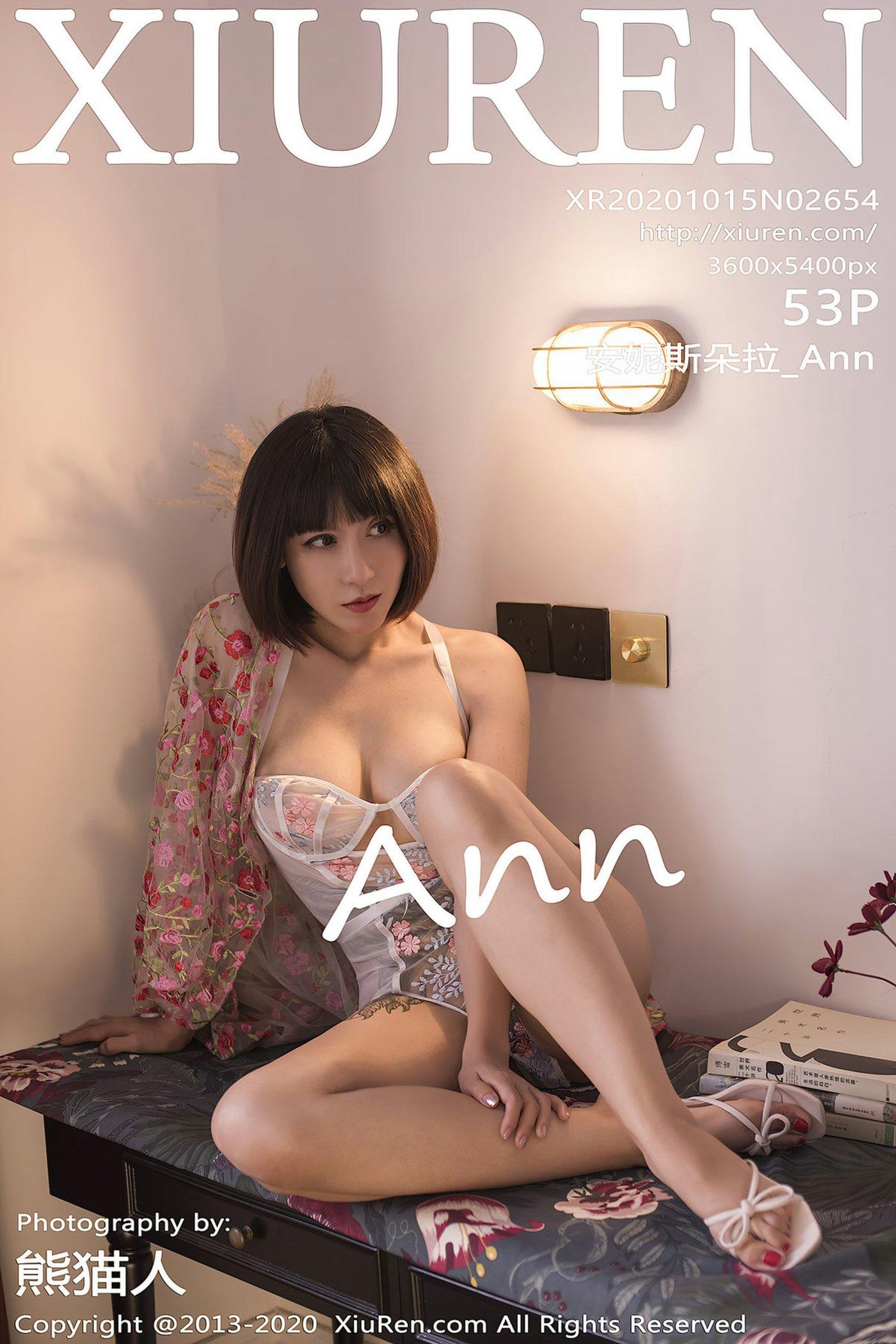 安妮斯朵拉_Ann(Vol. 2654) 性感mm-第1张