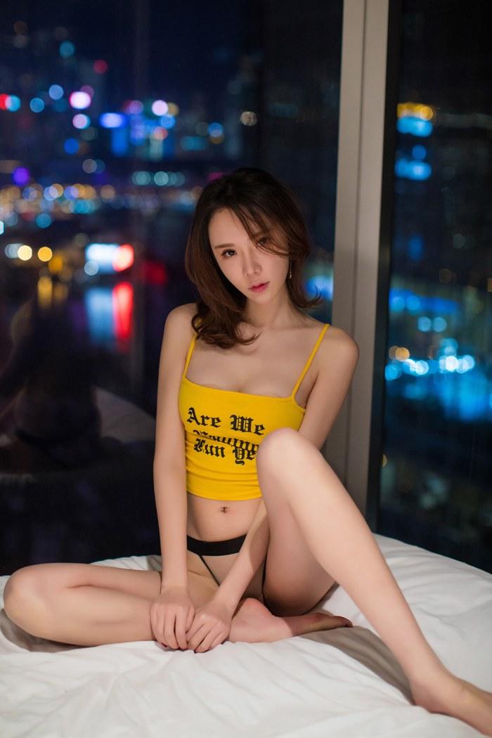 最性感的美女图片卓娅祺丰胸翘臀妖艳完美 内衣mm-第1张