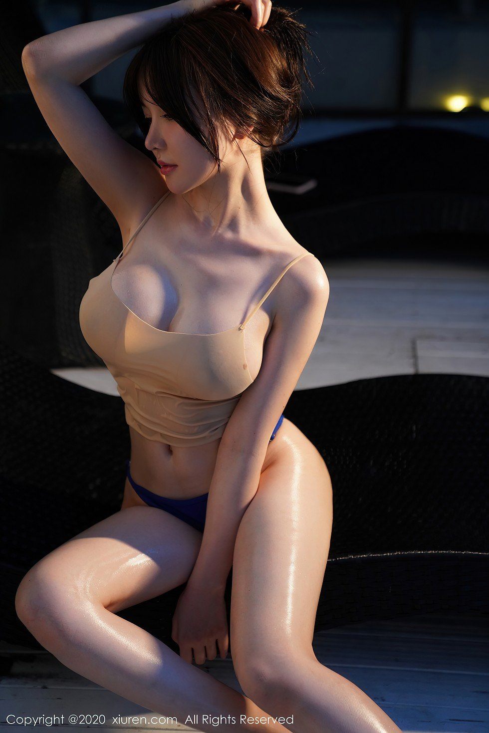 糯美子Mini(Vol. 2607) 性感mm-第2张