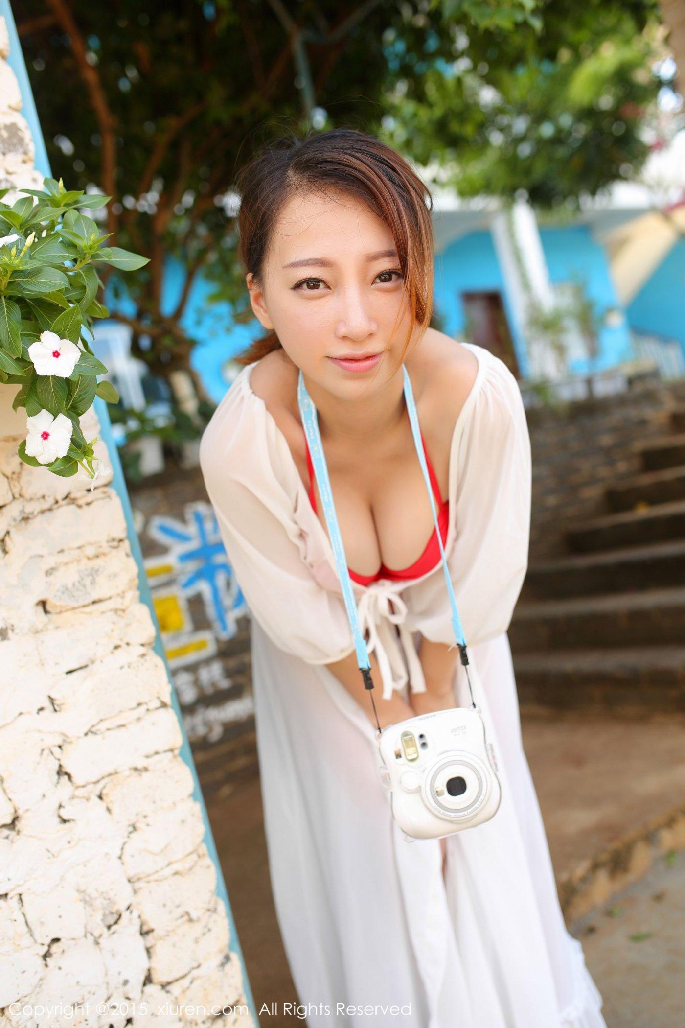 丽莉Lily丶《涠洲岛旅拍》(Vol. 0399) 性感mm-第3张