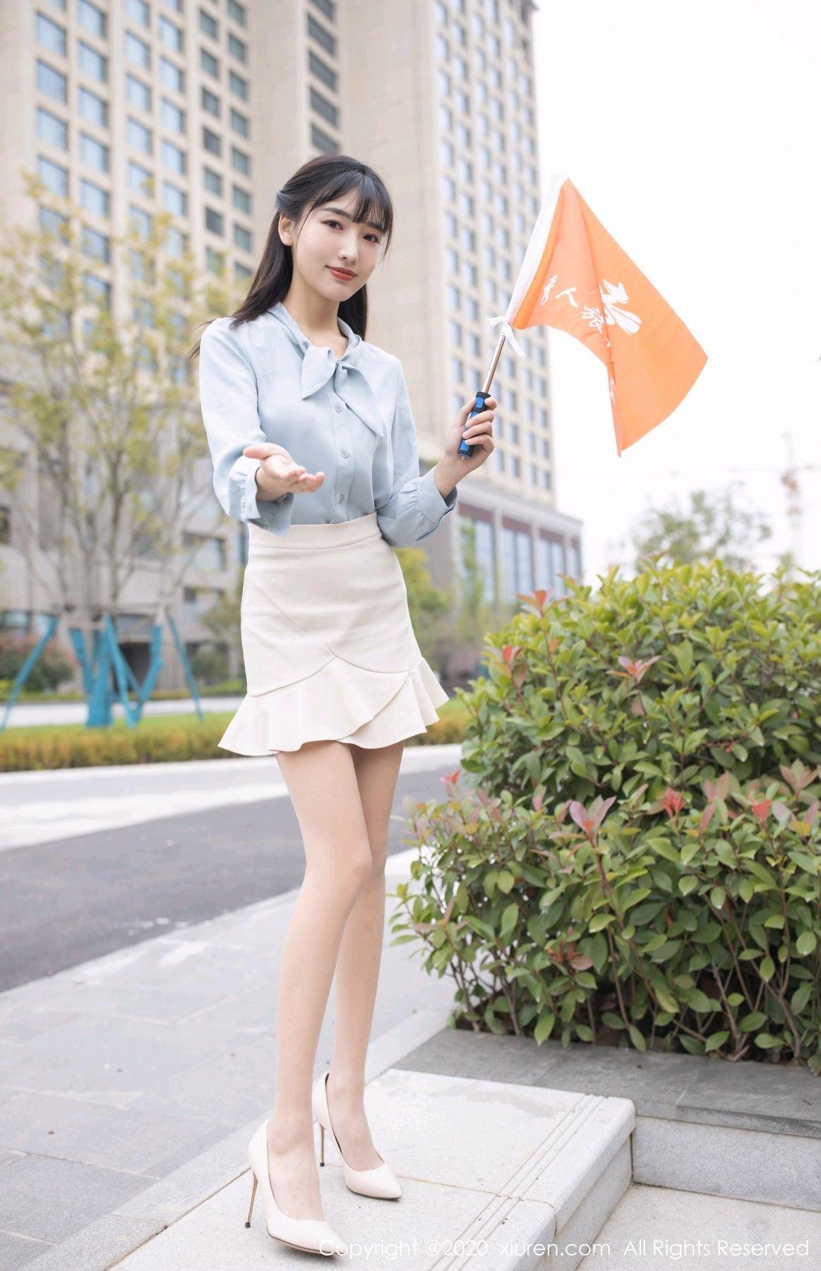 陆萱萱(Vol. 2750) 性感mm-第2张