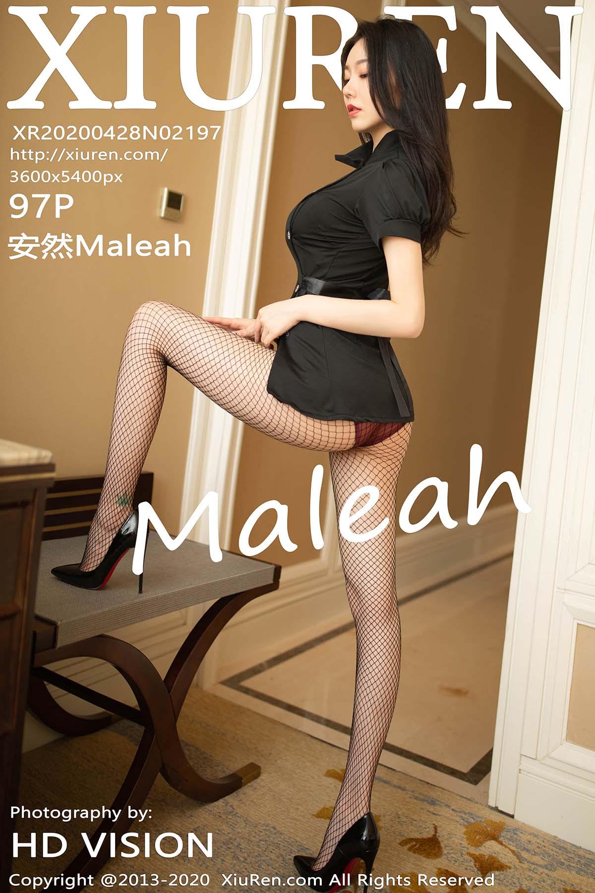 安然Maleah(Vol. 2197) 性感mm-第1张